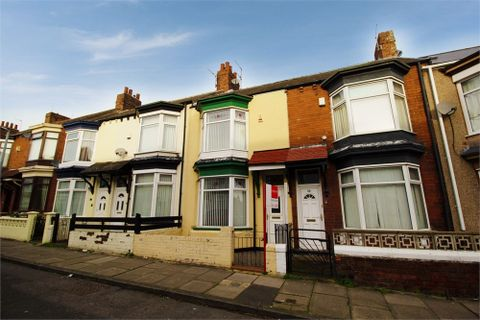 Property photo 1 of 17. Wellesley Road, Middlesbrough, North Yorkshire TS4