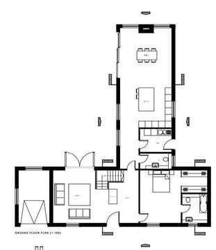 Proposed Ground Floor