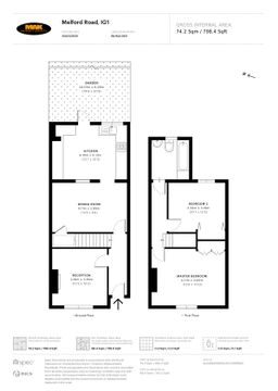 Floor Plan And Sizes Of The Rooms