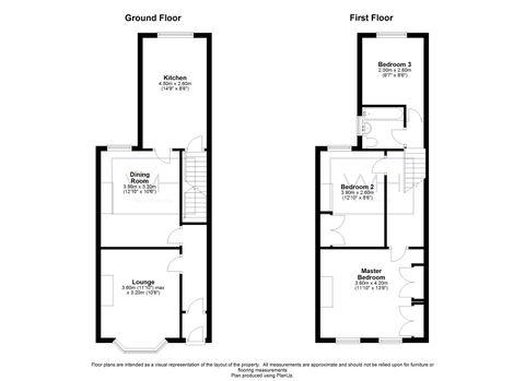 Floor Plan 11 Earlesmere Avenue