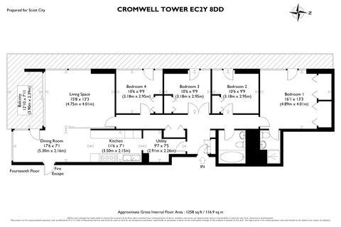 Cromwell Tower, Ec2Y 8Dd.Jpg