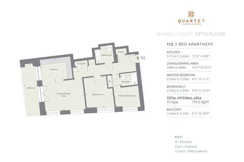 Plot 112 Floorplan