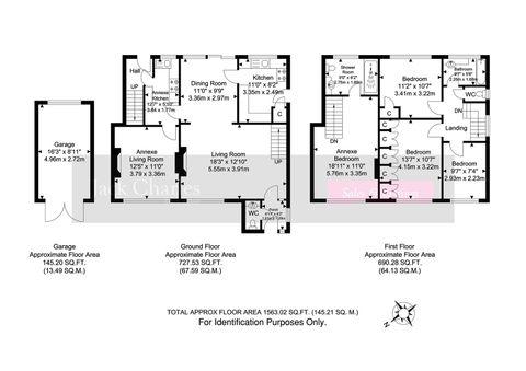 44 Silverhurst Drive, Tn10 3Qh - Plans.Jpg