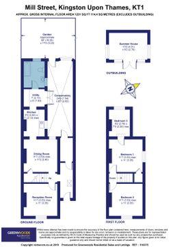 2D Floor Plan 8 Mill Street