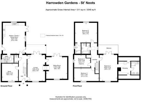 Harrowden Gardens Fl