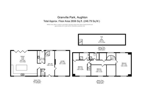 3 bed detached house for sale in Granville Park, Aughton ... Ziggy S Granville House Plan Cost on
