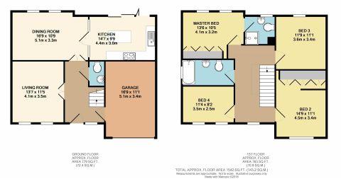 Plot 14 Floor Plan