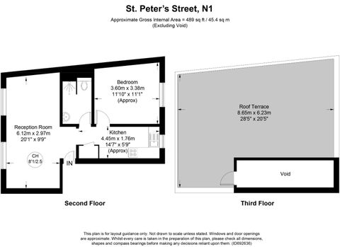 10B St Pete'S Street N1-Floor Plan.Jpg