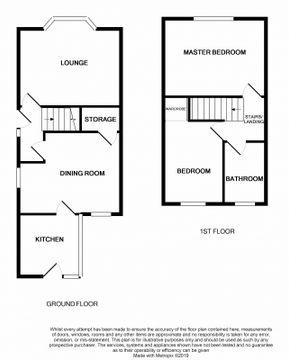 Pleasley Road Floorplan