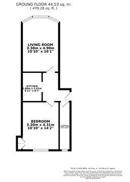 Cambuslang Rd Floorplan