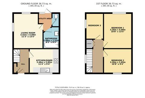 Floorplan - 82 Woodhouse Road
