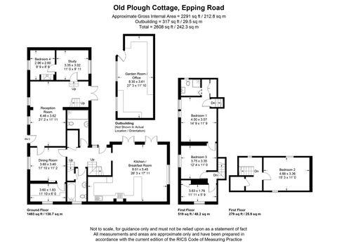 Old Plough Cottage, Epping Road[15438] Floorplan.J