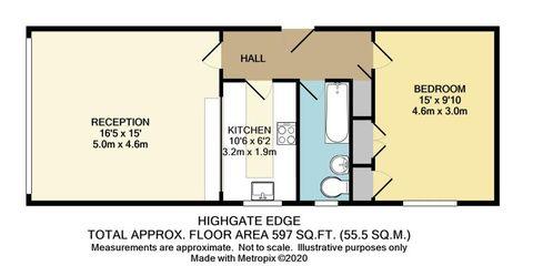 Highgate Edge 11 Floorplan