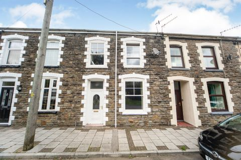 Property photo 1 of 14. James Terrace, Porth CF39