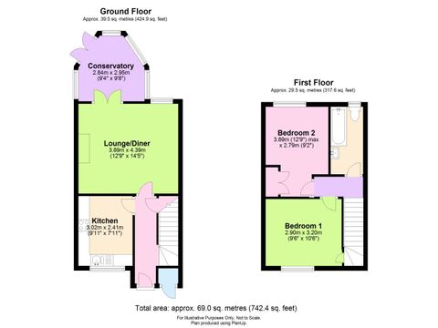 2 Warren Croft Floor Plan