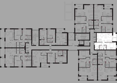 Plot 244 Medallion House Floor Plan