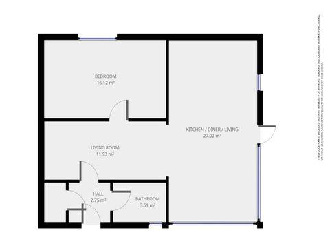 6 Ty Brynteilo - Ground Floor