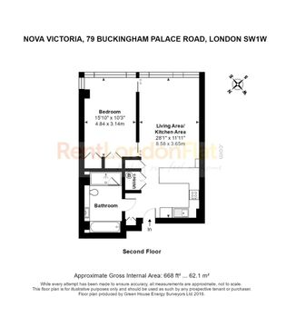 Flat B2.07 Nova Victoria, 79 Buckingham Palace Roa