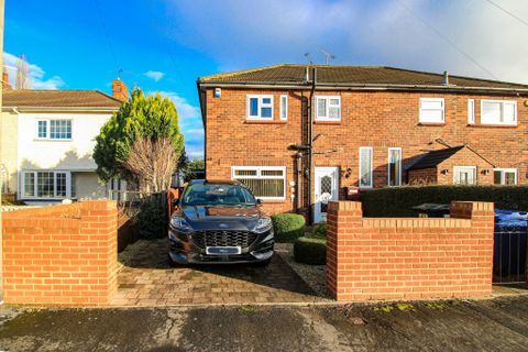 Property photo 1 of 15. External Front of Springcroft Drive, Scawthorpe, Doncaster DN5