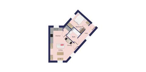 40C Floorplan