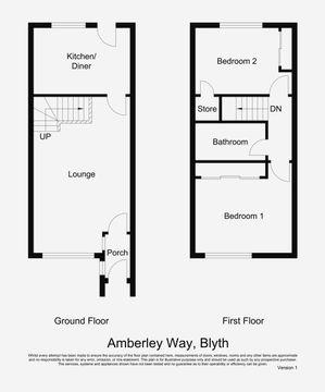 Amberley Way, Blyth