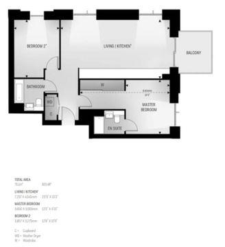 Type 2H And 2I Lock 17 Floor Plan.Jpg