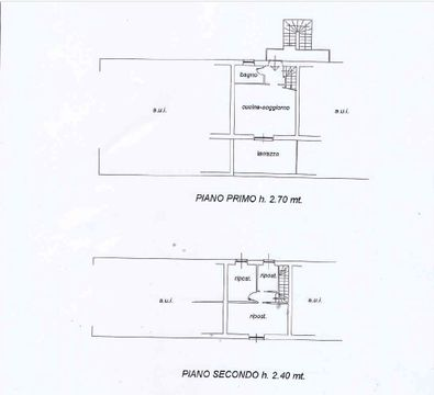 Floor Plan Apartment Ma016