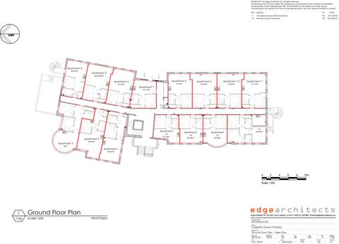 G.F Floor Plan
