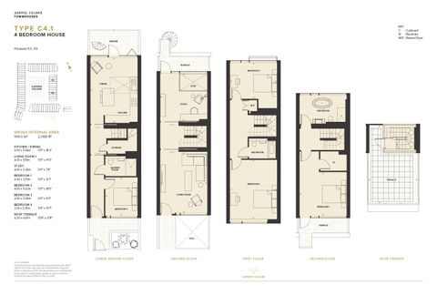 Floorplan Plot 63