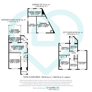 Cavendish Floorplan