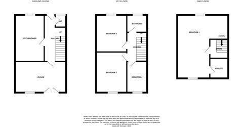 Rowton Way Floorplan