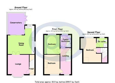 Burnham Road Floorplan