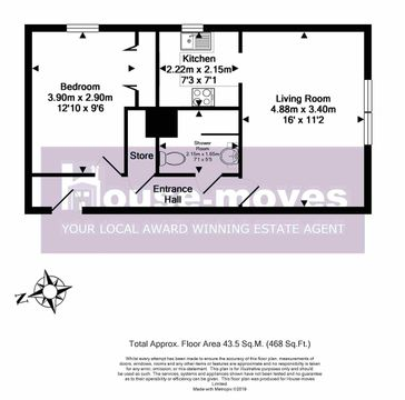 Homespring House Floor Plan