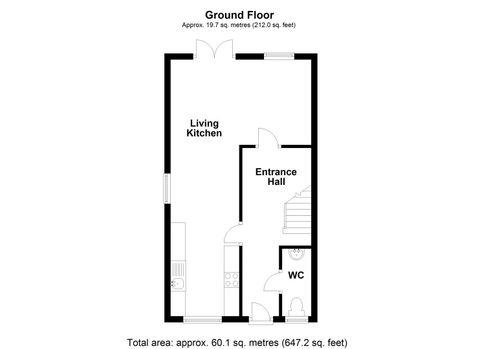 119 Whinney Moor Lane, Retford - Floor 0.Jpg
