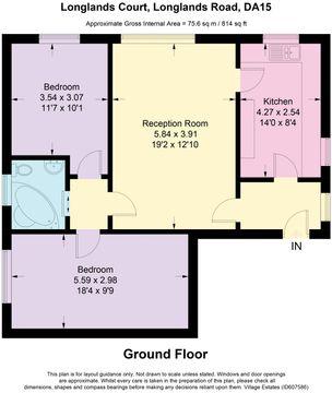 Longlands Court Floorplan