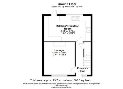 Floorplan 2D (Lower Ground Floor)