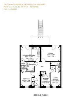 The Colony, Ground Floor