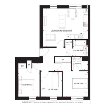 Tummel Floorplan