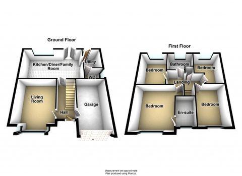 8 Haddington Road 3D Floorplan
