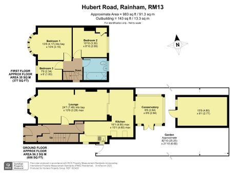 Floor Plan Hubert