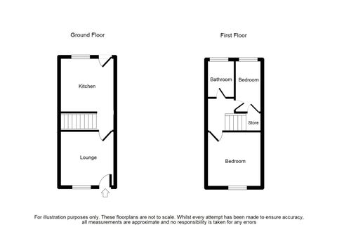 44 Lion Street Floorplan