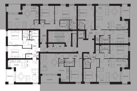 Plot 341 Floor Plan