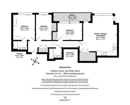 Flat 22 Rosebery House, East Street, Epsom v.2.Jpg