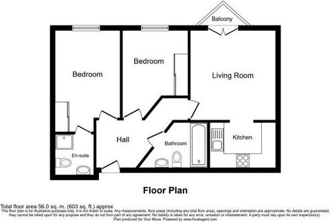 Hever Hall Floor Plan.Jpg