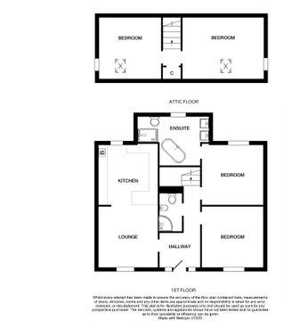 Floor Plan - 81 Cobden Street, Dundee