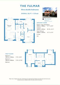 The Fulmar - Homes 8 & 13