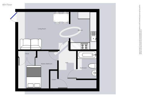 219 Picton House Floorplan