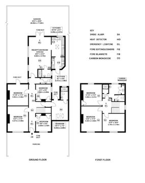 Sussex Place Floorplan