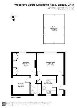 Floor Plan Woodroyd