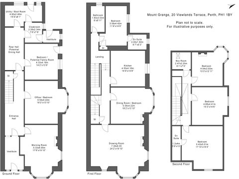 Floorplan - 20 Viewlands Terrace Perth Ph11By